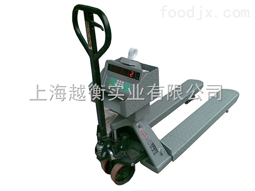 高精度仓库用电子叉车秤设备 山西3吨叉车秤多少钱