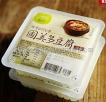 内酯豆腐定量灌装自动封口机