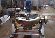1.5KW搅拌夹层锅