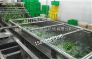 LJQX-2500-酸菜喷淋清洗机哪家专业 酱菜泡菜脱盐清洗机哪家质量好 叶菜类清洗设备低价