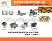 XLR-QP50--香酥咖啡玉米膨化機