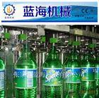 等壓含氣飲料灌裝生産線/等壓碳酸飲料三合一灌裝機