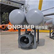 升降型大流量潜水泵生产厂家安装指导