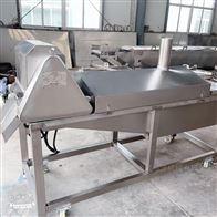 SZ3000天津面皮油炸机 豆腐串油炸设备油温可控