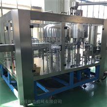 矿泉水生产线瓶装饮用水三合一灌装机
