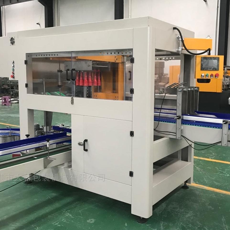 DCZ-600-食品包装设备厂家全自动瓶装水纸箱装箱机