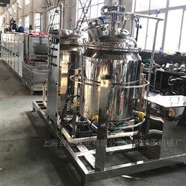 HQ-TG50微型煮糖锅 不锈钢真空熬煮机 实验室糖果锅