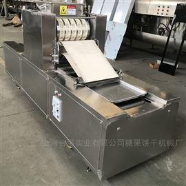 上海合强食品机械 奶饼干成型机 奶酪饼干机
