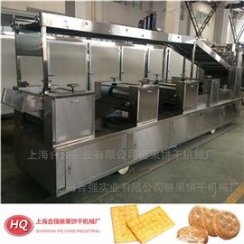 HQ-600全自动饼干机流水线