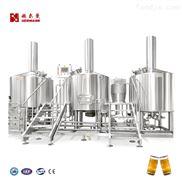 山東赫爾曼廠家生產啤酒糖化罐廠家直供