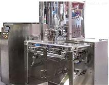不锈钢食品包装设『备~多用�途水平给袋包装机