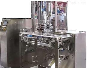 不锈钢食品包装设备~多用途水平给袋包装机