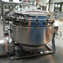 鴨脖鹵(lu)煮(zhu)可傾夾層鍋