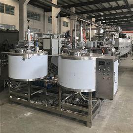 HQ-150~600卡拉胶软糖生产线 果冻糖果设备
