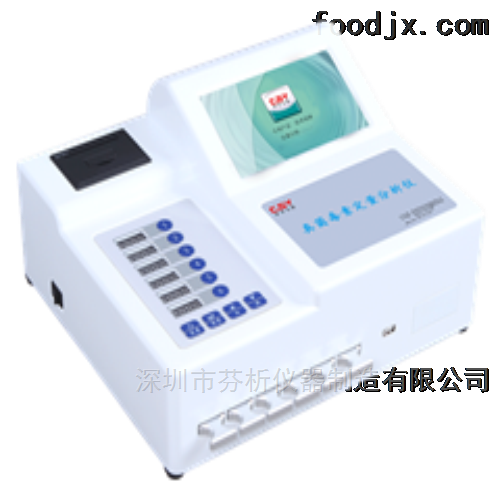 荧光定量读数仪CSY-YG
