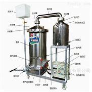 天誠家樂型蒸酒機純糧釀酒設備