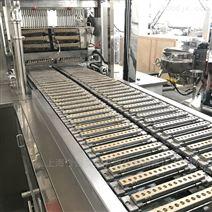 明膠軟糖澆注生產線 雙排糖果設備