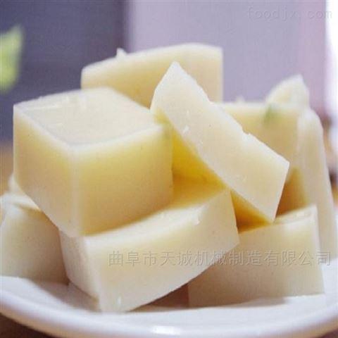 自熟米豆腐免费送技术