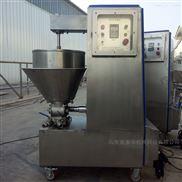 厂家供应商用小型不锈钢多功能泵浦机