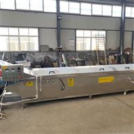 SZ3000厂家直销多功能高效苦瓜片黄瓜片专用漂烫机