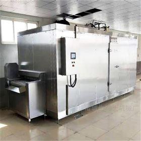 大马哈鱼隧道式速冻机