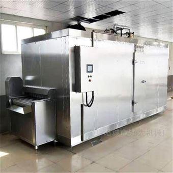 200小型馒头速冻机 单冻速冻设备