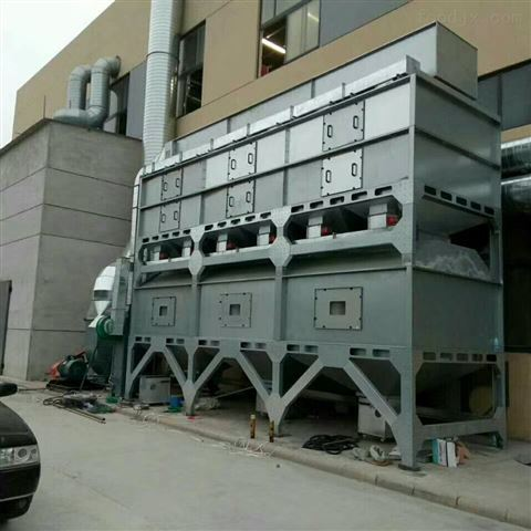 voc催化燃烧废气处理设备