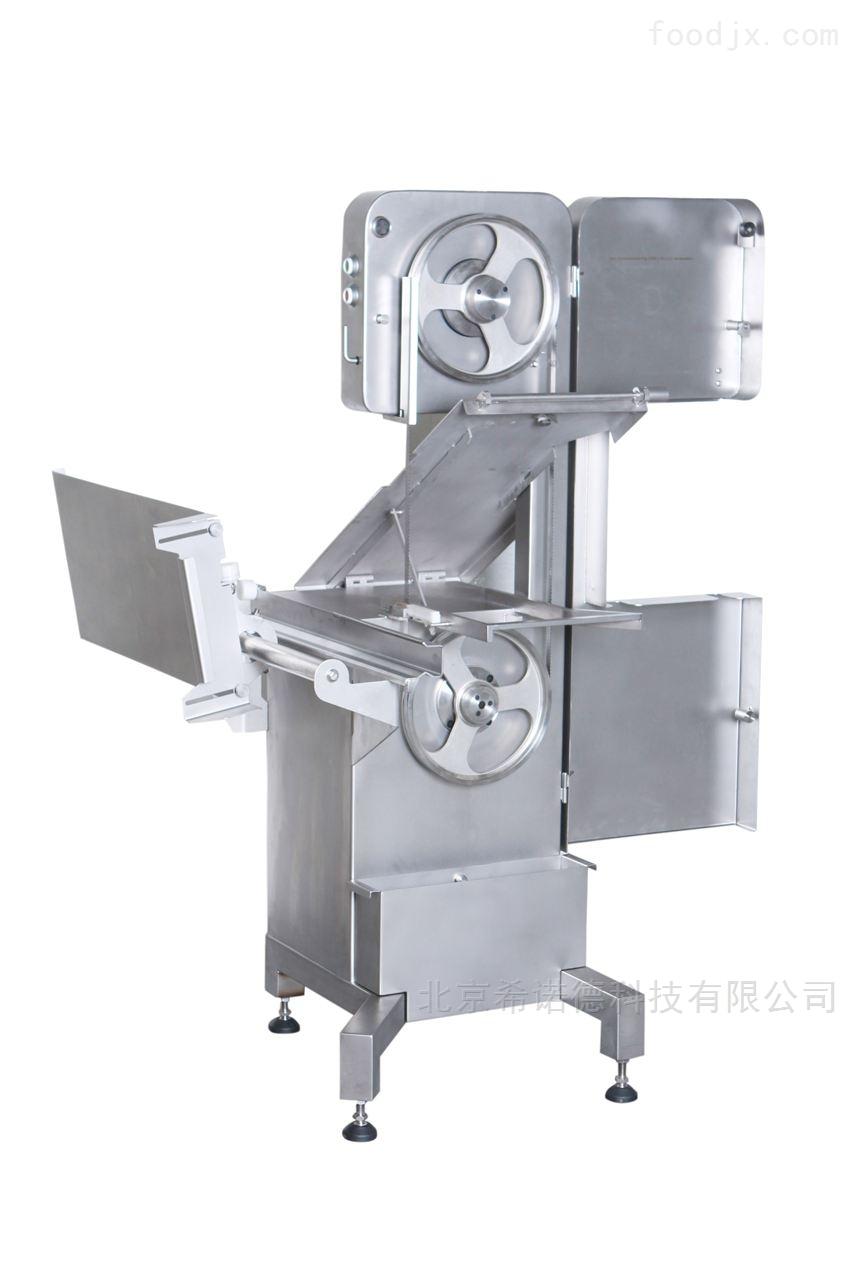 冻鱼锯骨机 餐饮店锯骨设备