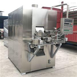 全自动HQ-1800全自动单条/双条海苔肉松灌芯蛋卷机