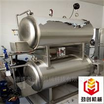 高溫高壓熱水循環殺菌鍋