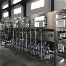 QGF-600桶装水生产线5加仑大桶水灌装机