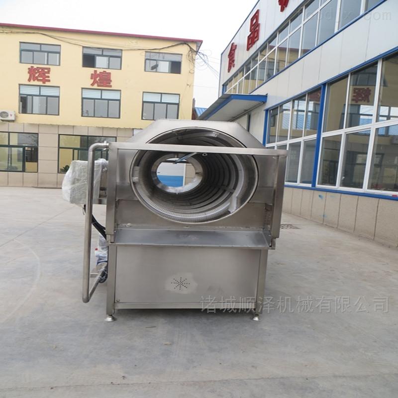 全自动塑料袋包装清洗机 软包装洗袋机