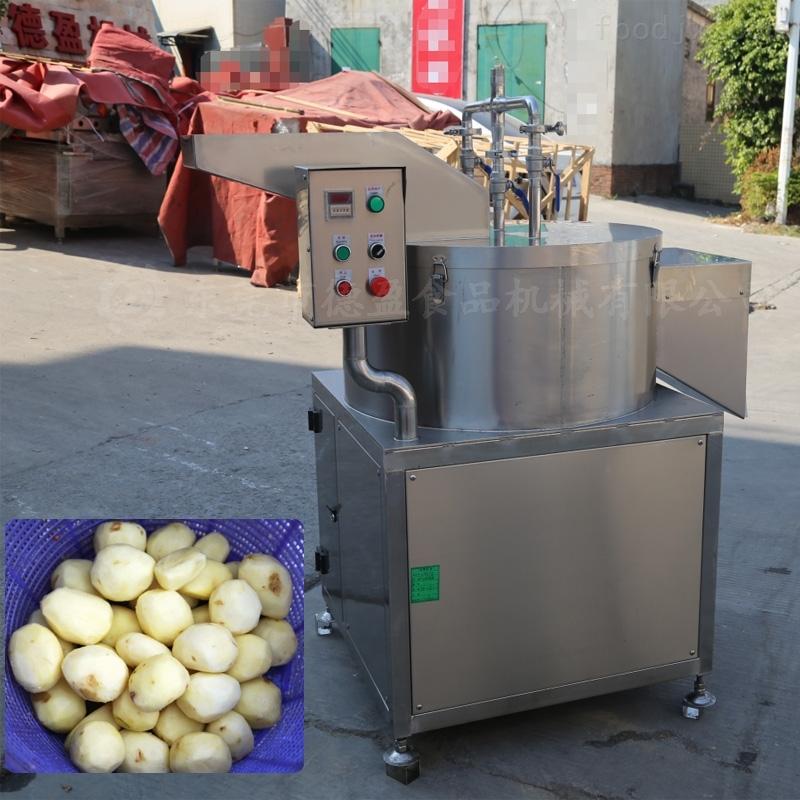 高效不锈钢土豆削皮机