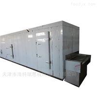 IQF500速冻香菇隧道式速冻机 单冻机