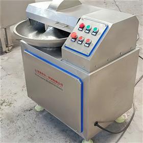 不锈钢猪肉加工设备肉制品斩拌机