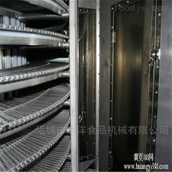 厂家供应多功能鲅鱼速冻机