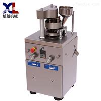 XYP -5不锈钢桔梗粉打片机,安徽制药厂压片机