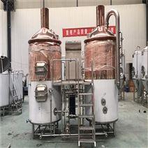 天津300升精釀啤酒設備 釀酒機械