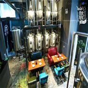 啤酒发酵罐过滤灌装机设备价格