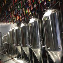 自釀啤酒設備小型的多少錢