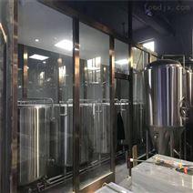 浙江500升自釀啤酒設備 釀酒機械