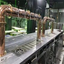 青島500升啤酒設備 釀酒機器