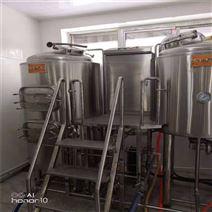 廣東300升精釀啤酒設備 釀酒機械