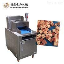不锈钢冻肉排骨切块机