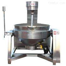 不锈钢食品杀菌设备行星搅拌炒锅
