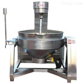 200L全自动行星搅拌炒锅~多功能蒸汽夹层锅