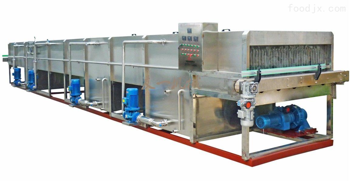 多用途不锈钢食品加工设备喷淋式巴氏杀菌机