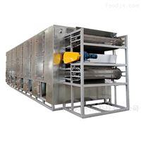 3000木耳连续烘干机 多层烘干箱