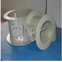 废气处理设备配件PP风阀