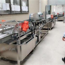 QX全自动净菜设备~涡流蔬菜清洗机